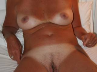 My pussy gets wet by the thought of men jacking off on my pics. Love to know what you think when you shoot your load. Who shoots the biggest load?