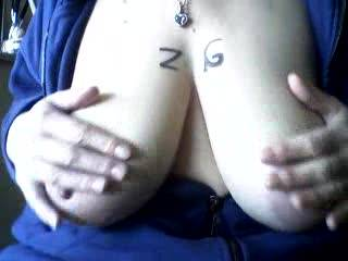 MMMMM I would love to suck on those hot tits and nice hard nipples, then fuck those hot tits with my big rock hard cock only to unload my hot cum all over them...