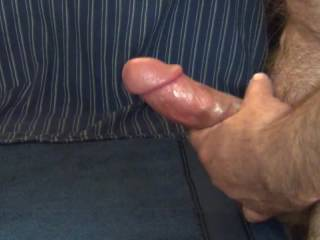 Some casual masturbation