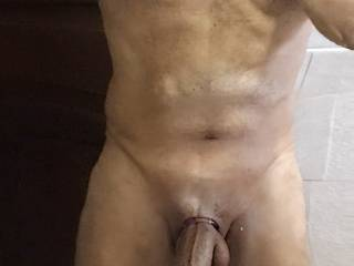 "I'm ready to stick this"" little"" dick in your.... any place in particular?"