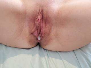 Used pussy