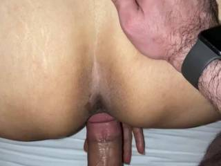 My sexy Asian fwb is always amazing. Her pussy feels so good everytime we play