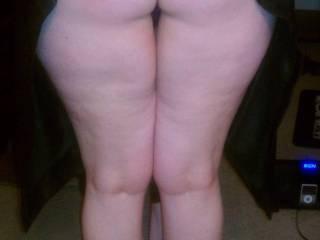 Nice ass and legs..you like doggie?