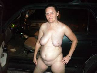 I'd like to be there with you, love to suck on those big tits and lick that smooth pussy.