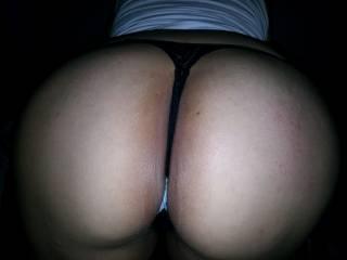 Venezuelan bitch with an enormous ass