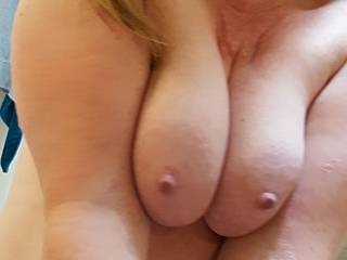 Would you like to nuzzle in my warm soft cleavage?