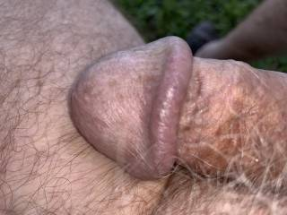 Now THAT'S a corona!  It sure feels good thrusting against my clitoris.  From Mrs. Floridaman