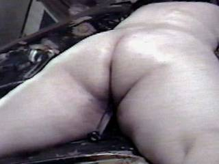 Nothing like the sight of magnificent well fucked ass!!  Ready for another throbbing hard thick cock to stretch her fantastic ass...??