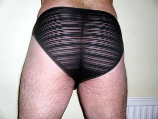 Firm buttocks.  Would you like to spank them???