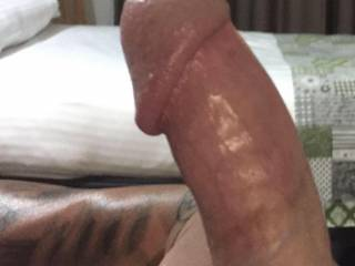 Ready for wet pussy