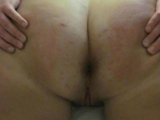 love to use my tongue on her sweet tight ass