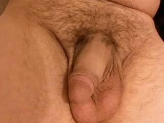 Yes and I want to blow you off.  cum  in my mouth and watch me suck it clean.  Seeing soft cocks makes me wet.  MILF K
