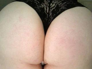 Butt of my wife.....
