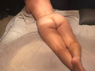 The best view. Who doesn\'t like a big ass?