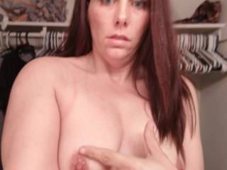 Oh no..... My man says I have been to naughty, and it is time for my spanking.. He\'s gonna bend me over spanking me, and fuck my pussy hard and fast.. Treat me like a dirty whore..