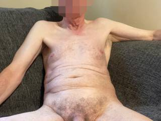 So, here is your challenge. How quickly can you have 'Him' erect and sliding inside your vagina as you straddle me?