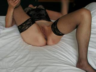 very sexy, love your legs and pussy