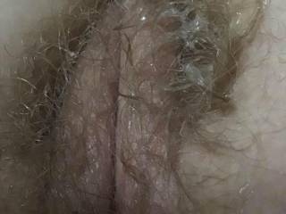 A friend s tight pussy after I finished fucking her and giving her a cream pie like she wanted
