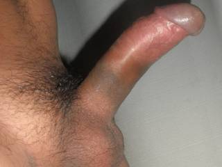 mmm love to suck your big brown cock an have you fuck my white pussy