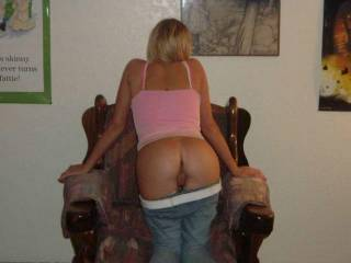 WOULD U BEND ME OVER CHAIR AND FUCK ME.