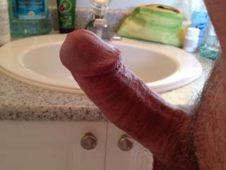 Morning wood! Who wants it?