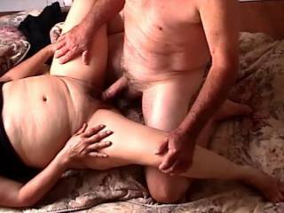 in the middle of an ejaculation inside maria