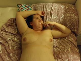 After sex photo
