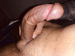 I'm always ready to fuck!  Does your pussy crave my hard cock?