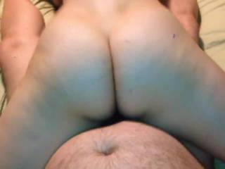 What do you think of my ass bouncing up and down?