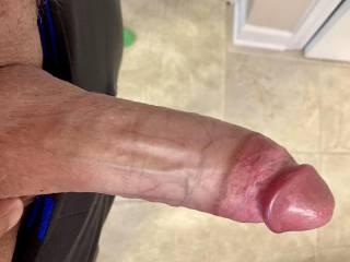 My man's beautiful big dick
