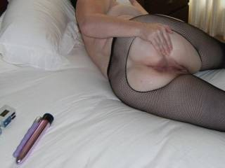 Ooohhh Yessssss I would use that sexy tight asshole of yours just perfectly driving you crazy with toys while I am licking sucking and eating your delicious pussy at the same time then swiching back and forth between both of those horny tight holes with my thick throbbing cock and all of your variety of toys!