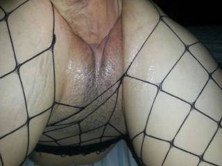 My whore needed to get her cunt stretched more so she had he friend open her up some more for me.