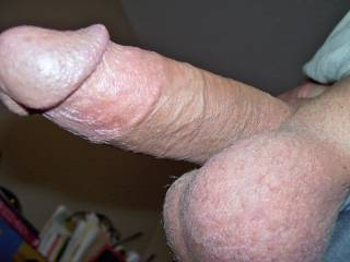 Mmmm, do you think I can make that cock hard as stone.  I know I can make it soft as warm butter....when I get through with it.  MILF K