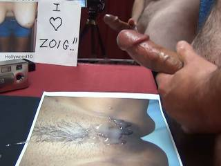 My friend\'s pussy...soaked in Stroker juice....Miss Hollywood10