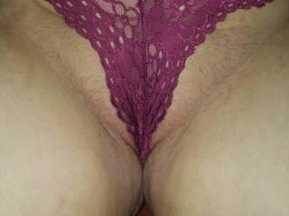 Pussy sucking panty