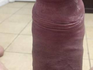 My fat THICK 9 inch cock