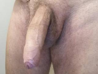 Would you like to wrap your lips around this cock and make me cum with your mouth?