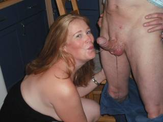 Dawn loves drooling over hard cocks xxx