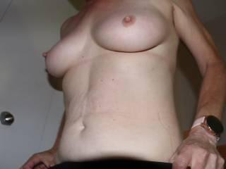Joanne\'s nice tits!