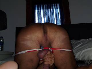Birthday party.. CUM help me CUM with naughty ass play..