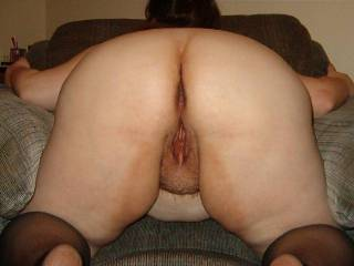 very nice ass I would enjoy pumping my hard black cock deep in side her ass and pussy mmmmmmmmmm