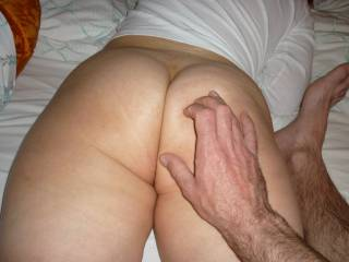 big butts my wife