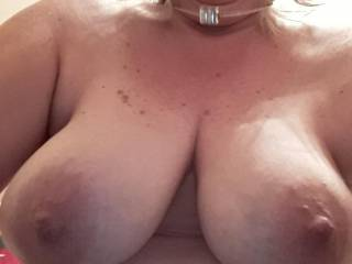 Thought u guys might need a nipple shot this morring