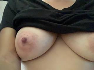 Wife sending hot pics