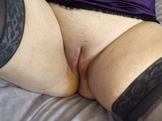 Wife has started to get excited about the results of her posting on zoig and the many comments she has received. She has gotten some really great responses from a special Zoig member (Joker), great look at her incredible, edible, tight pussy
