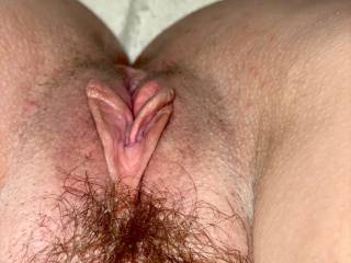 He loves my meaty pussy...who else likes it?