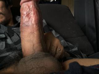 Thick dick for a 6'7 24 year old man � who needs a ride