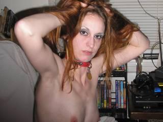 Nice tits!