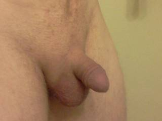 You have a most beautiful penis. I'd surly love to have you in my mouth. I'd love to feel it grow and get hard as I ran my tongue around and around the head until I feel your warm creamy cum ooze into my mouth!