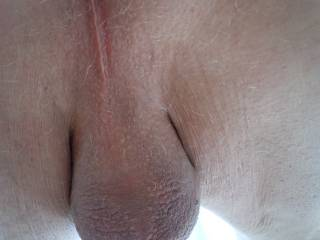 i want to lick and then gently squeeze your balls while sucking your cock until you unload down my throat